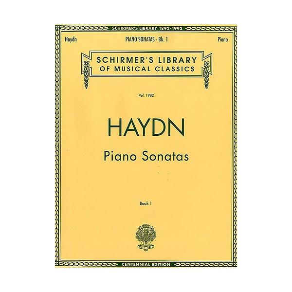 Franz Joseph Haydn: Complete Piano Sonatas Book 1 - Haydn, Franz Joseph (Artist)