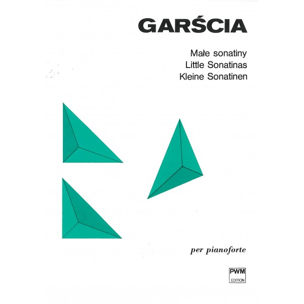 Garscia, Janina - Little Sonatinas