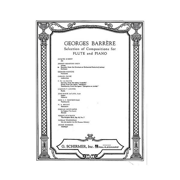 J.S.Bach: Bourree From Orchestral Suite In B Minor - Bach, Johann Sebastian (Artist)