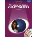 Guest Spot: Chart Toppers - Play-Along For Clarinet