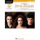 Hal Leonard Instrumental Play-Along: Twilight - New Moon (Violin)