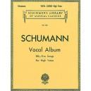 Robert Schumann: Vocal Album (High Voice) - Schumann, Robert (Composer)