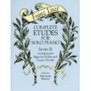 Franz Liszt: Complete Etudes For Solo Piano Series II - Liszt, Franz (Artist)