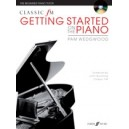 Wedgwood, Pam - Classic FM: Getting Started on the Piano