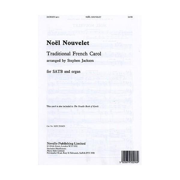 Stephen Jackson: Noel Nouvelet - Jackson, Stephen (Arranger)