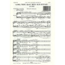 Edward Bairstow: Lord, Thou Hast Been Our Refuge - Bairstow, Edward (Artist)