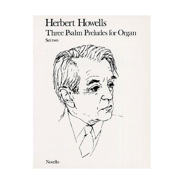 Herbert Howells: Three Psalm Preludes Set 2 - Howells, Herbert (Artist)