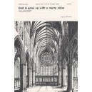 William Croft: God Is Gone Up With A Merry Noise (Watkins Shaw) - Shaw, Watkins (Author)