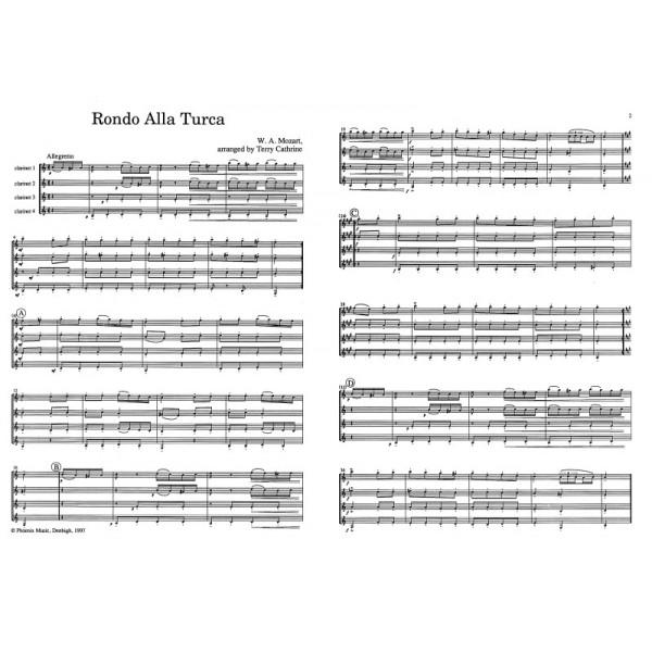 Mozart, W A - Rondo alla Turca