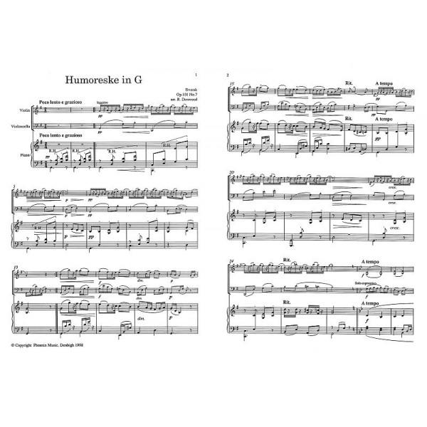 Dvorak - Humoreske in G Op 101 No 7