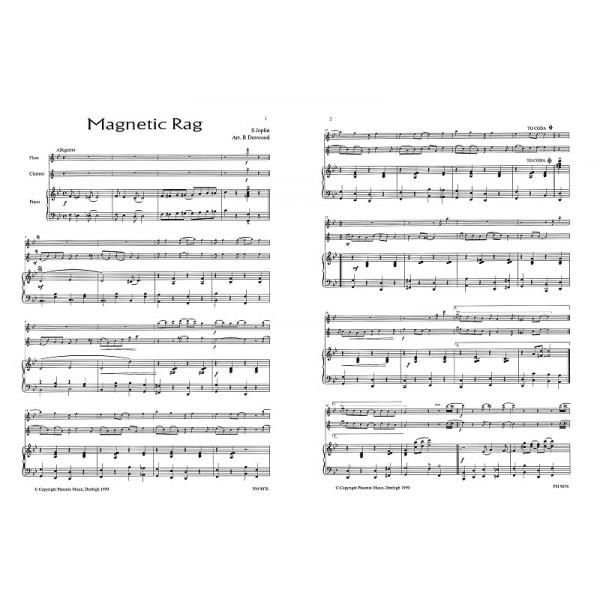 Joplin, Scott - Magnetic Rag