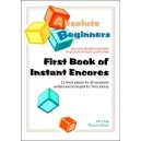 Various - First Book of Instant Encores
