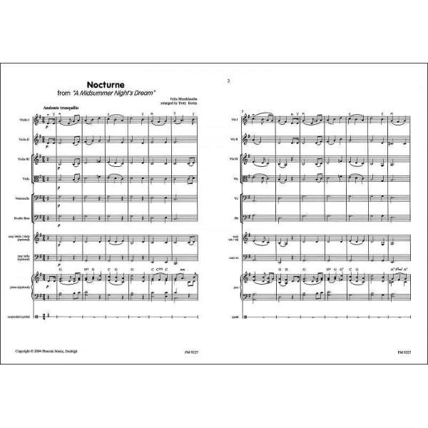 Mendelssohn - Nocturne from A Midsummer Nights Dream