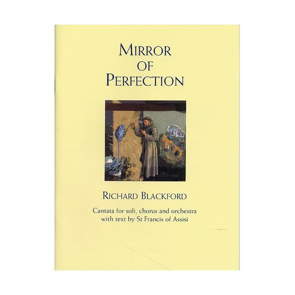 Blackford: Mirror Of Perfection (Vocal Score) - Blackford, Richard (Composer)