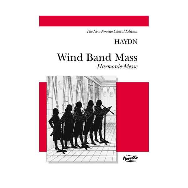 Haydn: Wind Band Mass (Harmonie-Messe) Vocal Score - Haydn, Franz Joseph (Artist)