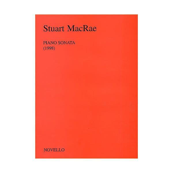 Stuart MacRae: Piano Sonata - MacRae, Stuart (Artist)