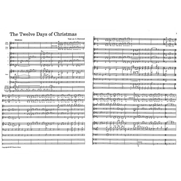 Trad - Twelve Days of Christmas, The
