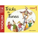 Tricks to Tunes Violin Book 1 by Audrey Akerman