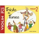 Tricks to Tunes Violin Book 2 by Audrey Akerman