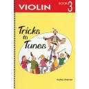 Tricks to Tunes Violin Book 3 by Audrey Akerman
