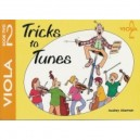 Tricks to Tunes Viola Book 2 by Audrey Akerman