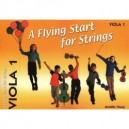 A Flying Start for Strings Viola Book 1 by Jennifer Thorp