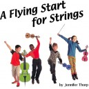 A Flying Start for Strings Viola Book 2 by Jennifer Thorp