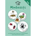 Minibeasts  by leading children's writers