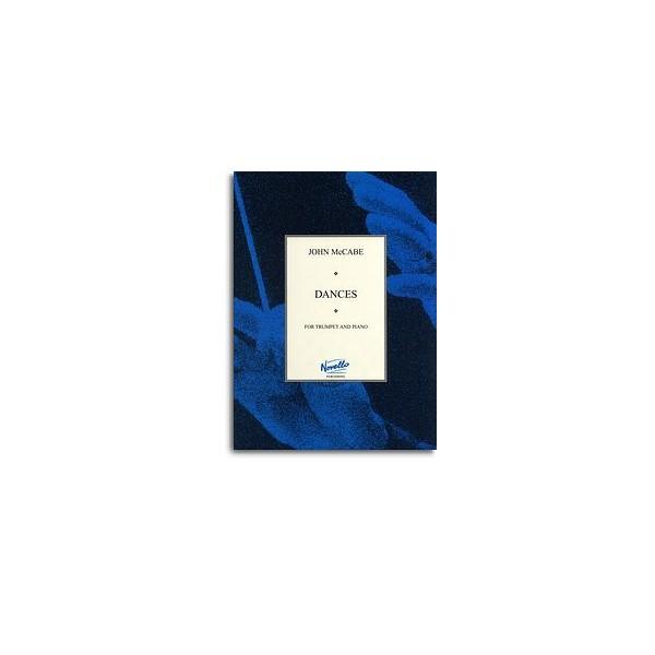 McCabe, John - Dances for Trumpet & Piano