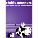 Stable Manners by Margaret Carpenter - Out of the Ark