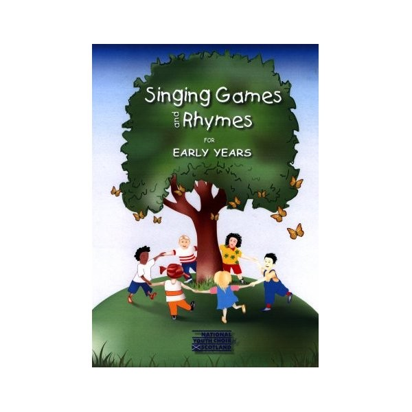 Singing Games and Rhymes for Early Years