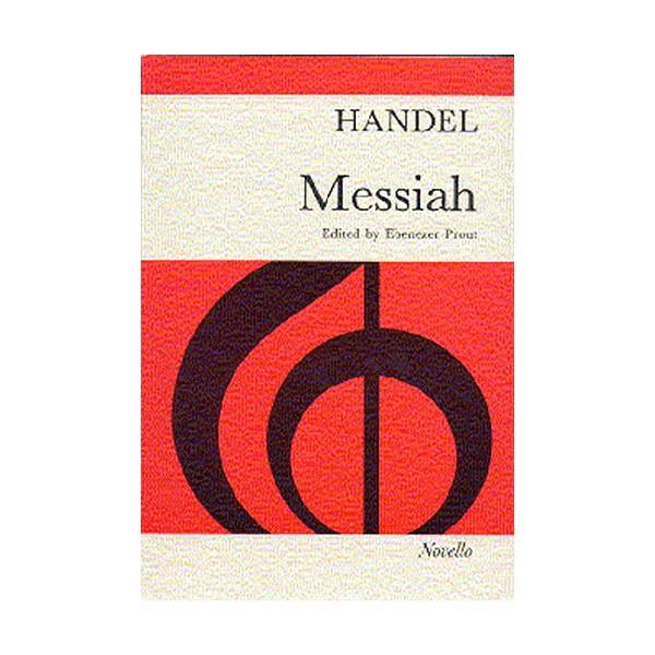 G.F. Handel: Messiah (Ebenezer Prout) Vocal Score - Handel, George Frideric (Composer)