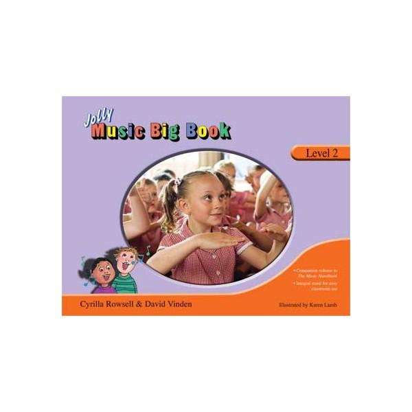 Jolly Music Big Book - Level 2