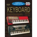 Complete Learn To Play Keyboard Manual + Cds