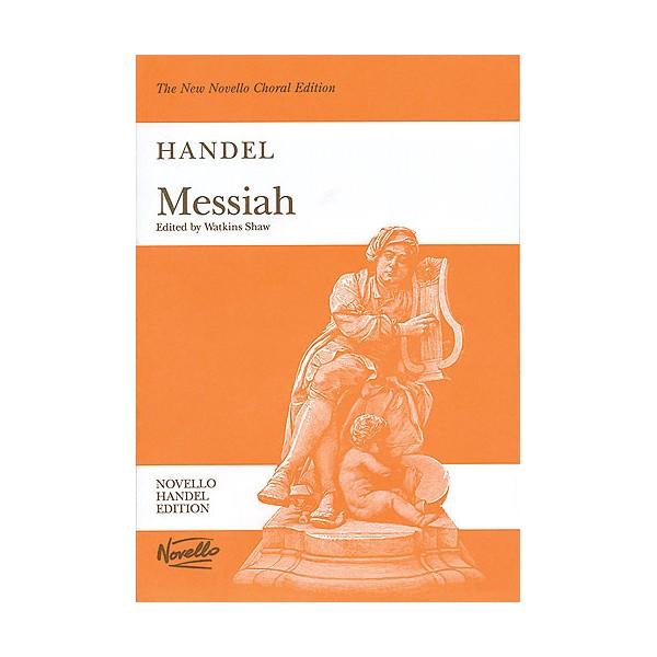 G.F. Handel: Messiah (Watkins Shaw) - Paperback Edition Vocal Score - Handel, George Frideric (Composer)