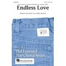 Lionel Richie/Diana Ross: Endless Love - SATB