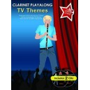 You Take Centre Stage: Clarinet Playalong TV Themes