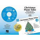 Hal Leonard Student Piano Library: Christmas Piano Solos Level 1 (CD)