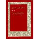 Sibelius, Jean - Five Christmas Songs Opus 1