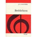 Maunder, J H - Bethlehem