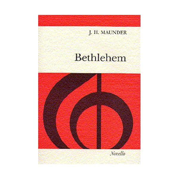 J.H. Maunder: Bethlehem - Maunder, John Henry (Artist)
