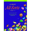 Harris, Paul - Clarinet All Sorts, Grades 1-3