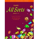 Harris, Paul (arr) - Flute All Sorts. Grades 1-3