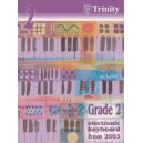 Trinity Guildhall - Electronic Keyboard 2003-2011. Grade 2