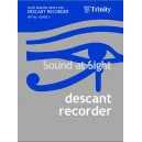 Ball, Christopher - Sound at Sight. Descant Recorder Init-G5