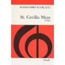 Scarlatti, Alessandro - St. Cecilia Mass