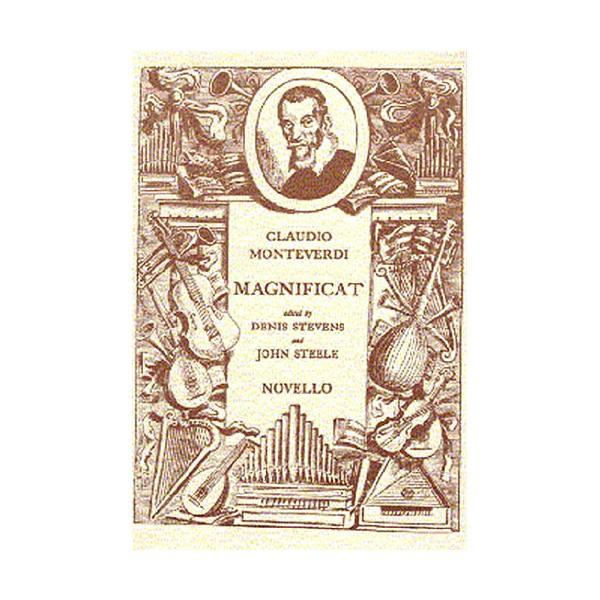 Claudio Monteverdi: Magnificat - Monteverdi, Claudio (Composer)