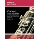 Trinity Guildhall - Clarinet Scales &amp: Arpeggios. Grades 1-8