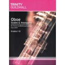 Trinity Guildhall - Oboe Scales and Arpeggios. Grades 1-8