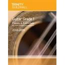 Trinity Guildhall - Guitar 2010-2015. Grade 1
